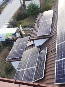 instalacja fotowoltaiki - Optima Energy