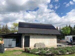 panele fotowoltaiczne - Zduńska Wola, Sieradz